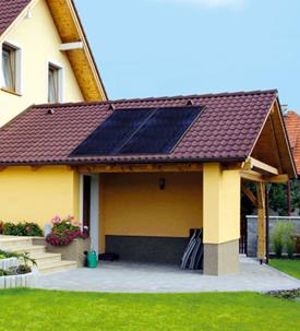 Photo chauffe-eau solaire WSI-WSE