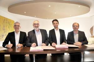 Performance énergétique : la CAPEB et BDR Thermea France partenaires pour accompagner les entreprises artisanales du bâtiment