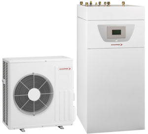 Pompe à chaleur air/eau Eria-N Duo-E avec appoint électrique