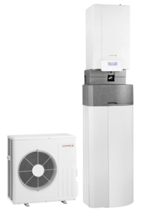 pompe à chaleur air eau Eria-N FIT-IN