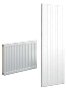 Radiateur acier horizontal et vertical Samba et Samba progress