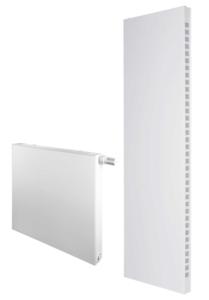 Radiateur acier vertical et horizontal Samba Pure