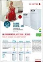 Visuel pour la documentation chaudière sol gaz Klista