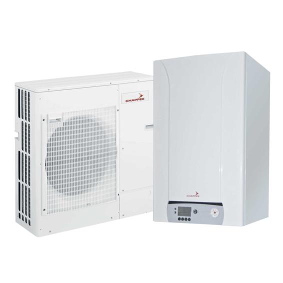 Pompe à Chaleur Tinqueux → Devis/Prix : Installation PAC Air-Eau, Aerothermie