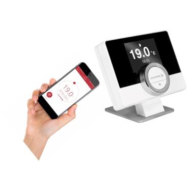 thermostat d'ambiance connecté sans fil emo life