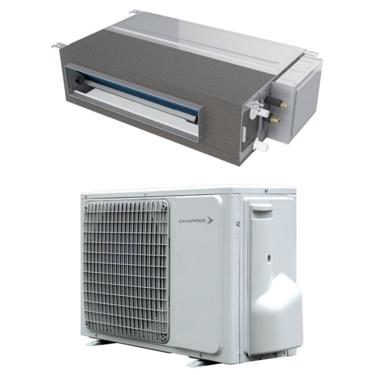 climatiseur gainable réversible