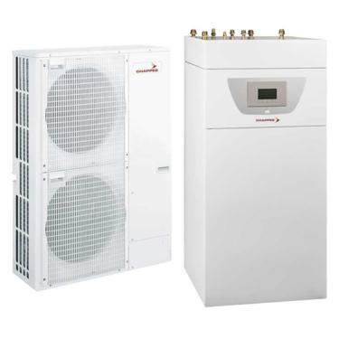 Eria N DUO avec unité extérieure double ventilateur