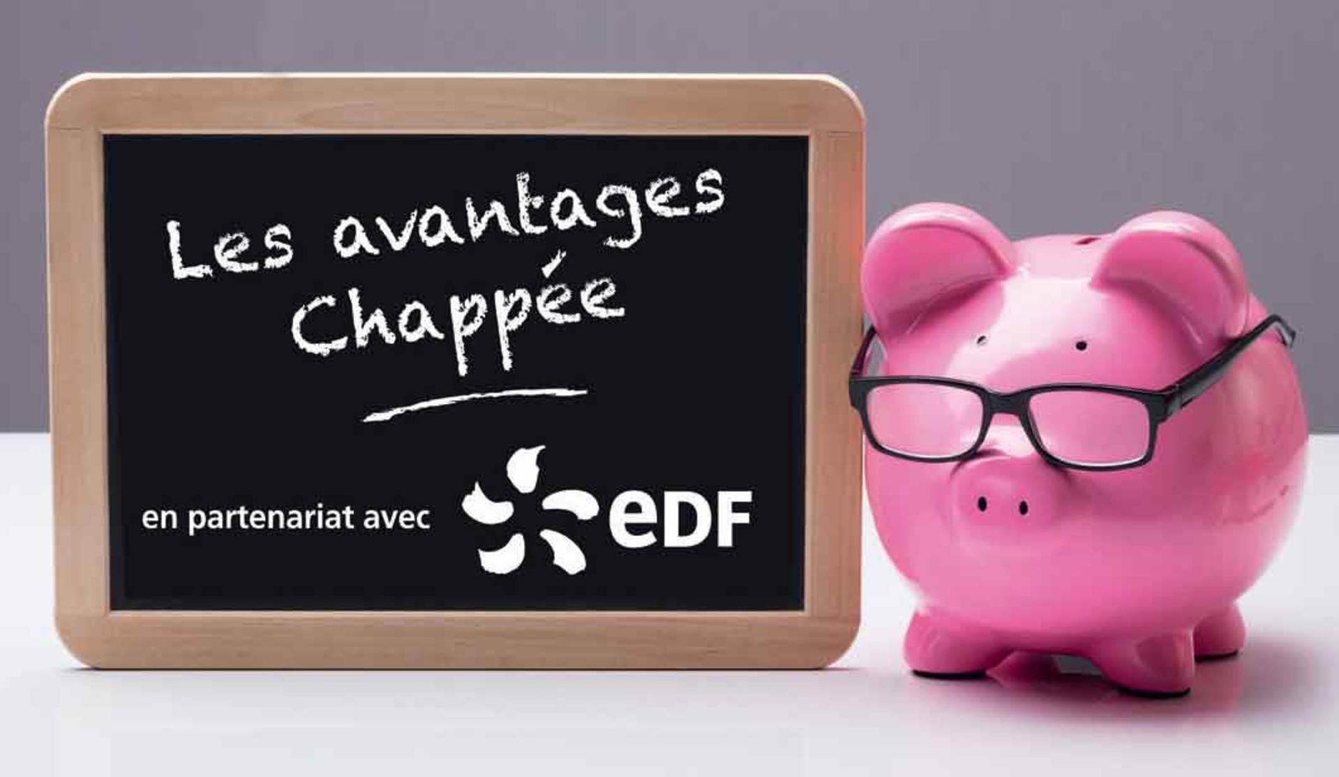 Promotion edf prime énergie chappée en partenariat avec EDFjavascript:;