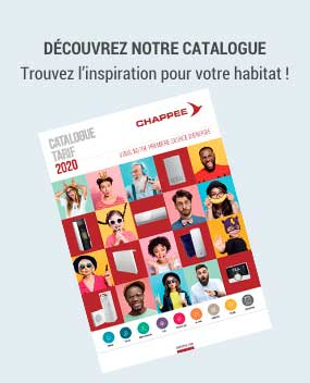 Cover du catalogue chappée