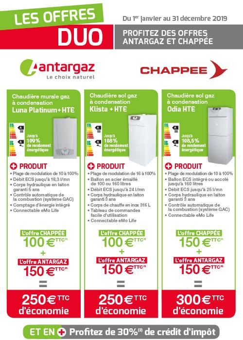coupon promotion Antargaz
